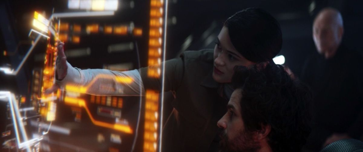 Technology 'Picard' finally shows us how Star Trek's technology evolves