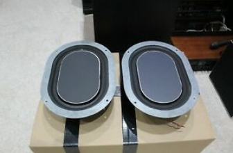 Kef B139 pair woofer bass speakers Concerto IMF Isobarik Heathkit KEF