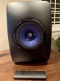 KEF LS50 Wireless Black KEF