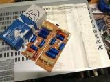 KEF speaker crossover, new in box, one pair. KEF