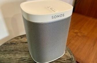 Sonos Play 1 – Wifi Speaker – White Sonos