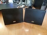 Teac NXT Flat Panel Bookshelf Metal Pair Speakers TEAC
